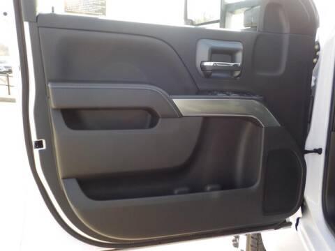 2020 Chevrolet Silverado 4500HD