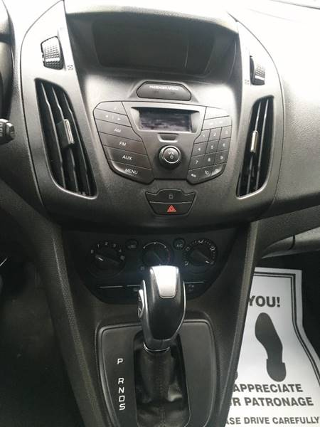 2015 Ford Transit Connect Cargo for sale at Keystone Automotive Inc. in Holliston MA
