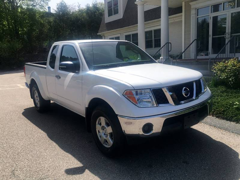 2008 Nissan Frontier for sale at Keystone Automotive Inc. in Holliston MA