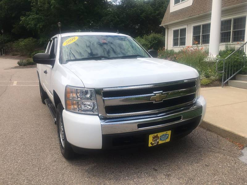 2009 Chevrolet Silverado 1500 for sale at Keystone Automotive Inc. in Holliston MA