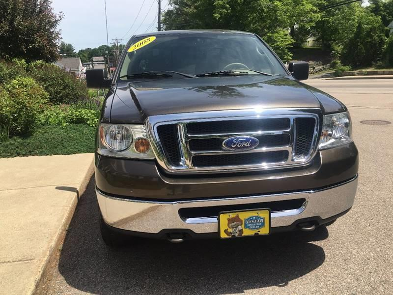 2008 Ford F-150 for sale at Keystone Automotive Inc. in Holliston MA