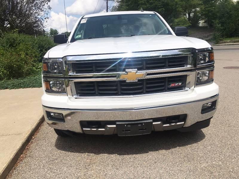 2014 Chevrolet Silverado 1500 for sale at Keystone Automotive Inc. in Holliston MA