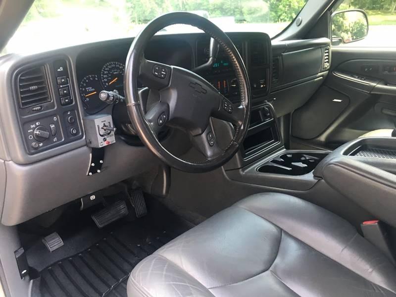 2005 Chevrolet Silverado 2500HD for sale at Keystone Automotive Inc. in Holliston MA