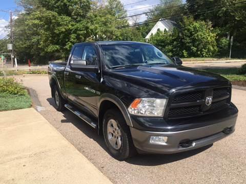 2011 RAM Ram Pickup 1500 for sale at Keystone Automotive Inc. in Holliston MA