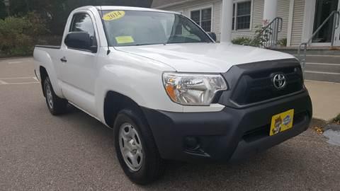 2014 Toyota Tacoma for sale at Keystone Automotive Inc. in Holliston MA