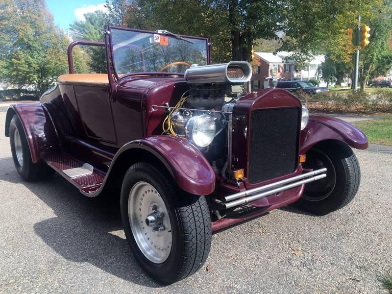1927 Ford Glass Body Hot Rod In Holliston MA - Keystone Automotive Inc.