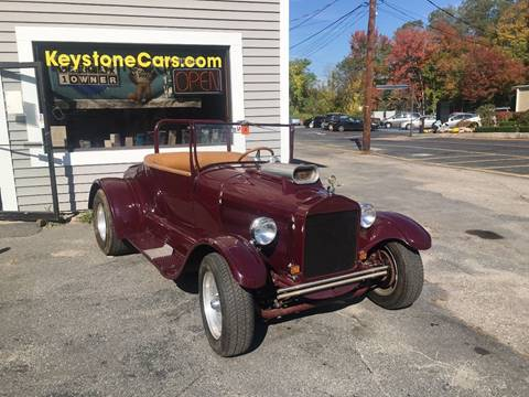 1929 Ford  Hot Rod Fiberglass Body for sale at Keystone Automotive Inc. in Holliston MA