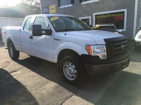 2010 Ford F-150 for sale in Holliston, MA
