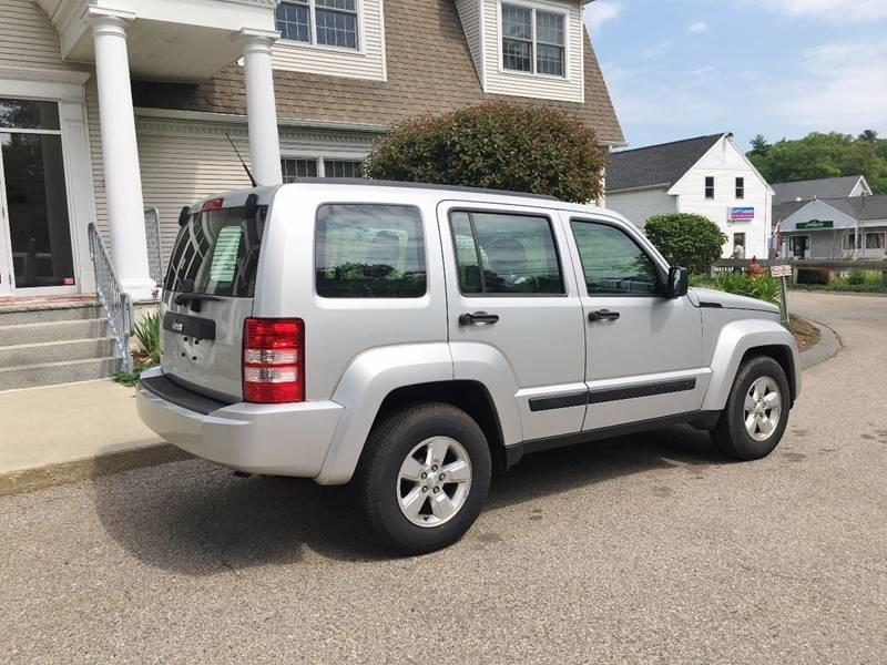 2012 Jeep Liberty for sale at Keystone Automotive Inc. in Holliston MA