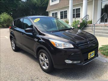2013 Ford Escape for sale at Keystone Automotive Inc. in Holliston MA