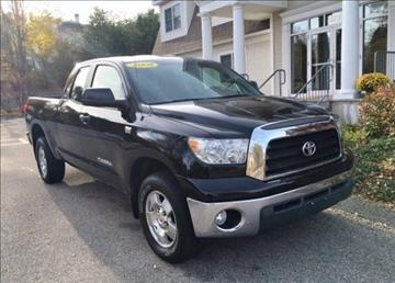 2008 Toyota Tundra for sale at Keystone Automotive Inc. in Holliston MA