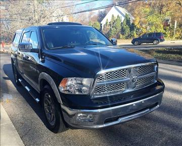2011 RAM Ram Pickup 1500 for sale at Keystone Automotive Inc. in Holliston MA