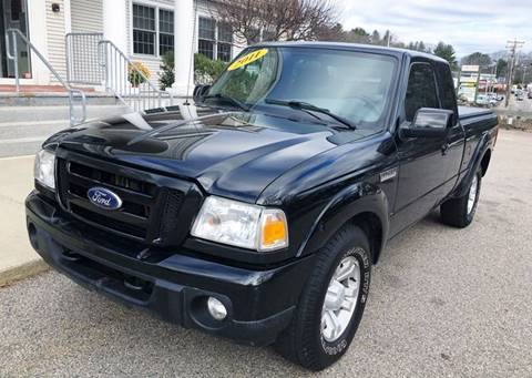 2011 Ford Ranger for sale at Keystone Automotive Inc. in Holliston MA