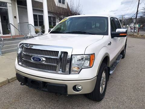 2010 Ford F-150 for sale at Keystone Automotive Inc. in Holliston MA