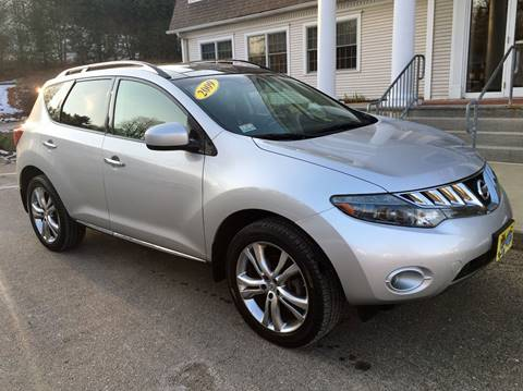 2009 Nissan Murano for sale at Keystone Automotive Inc. in Holliston MA