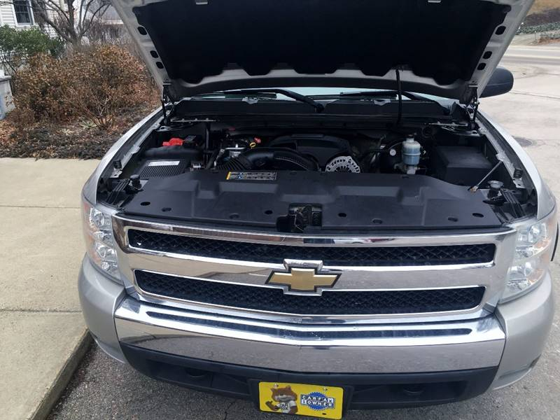 2007 Chevrolet Silverado 1500 for sale at Keystone Automotive Inc. in Holliston MA