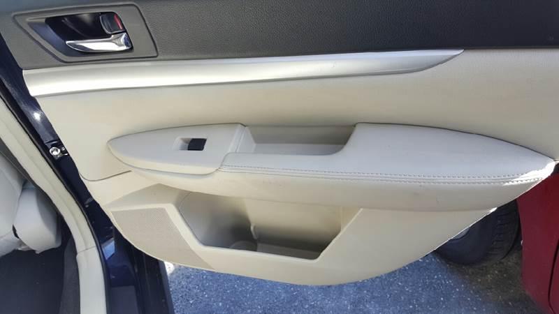 2012 Subaru Outback for sale at Keystone Automotive Inc. in Holliston MA