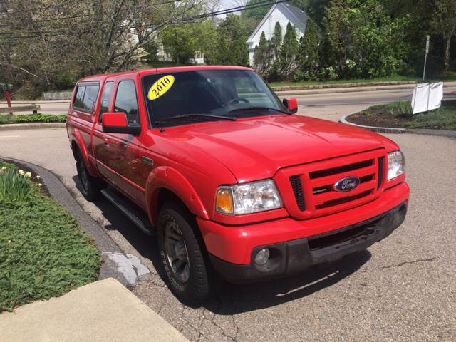 2010 Ford Ranger for sale at Keystone Automotive Inc. in Holliston MA