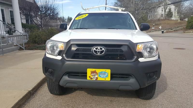 2013 Toyota Tacoma for sale at Keystone Automotive Inc. in Holliston MA