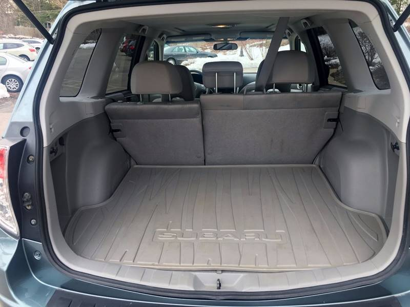 2009 Subaru Forester for sale at Keystone Automotive Inc. in Holliston MA