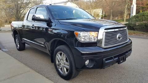 2012 Toyota Tundra for sale at Keystone Automotive Inc. in Holliston MA