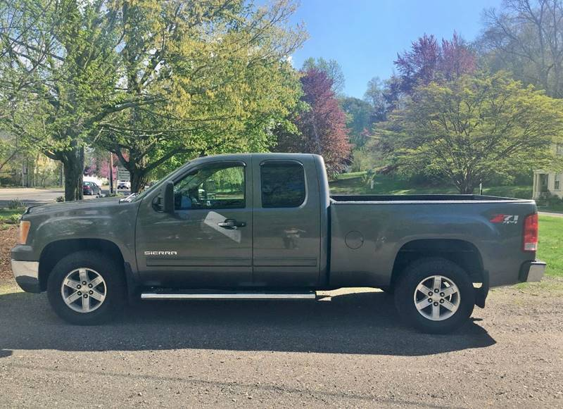 2011 GMC Sierra 1500 for sale at Keystone Automotive Inc. in Holliston MA