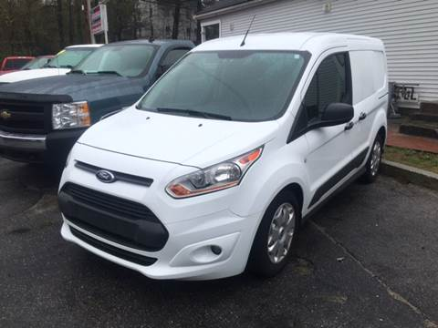 2014 Ford Transit Connect Cargo for sale at Keystone Automotive Inc. in Holliston MA