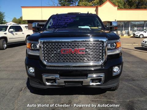 2016 GMC Sierra 2500HD for sale in Chester, VA