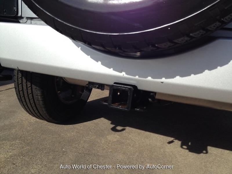 2013 Jeep Wrangler Unlimited Sahara 4WD In Chester VA