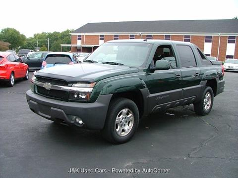 2003 Chevrolet Avalanche for sale in Bowling Green, KY