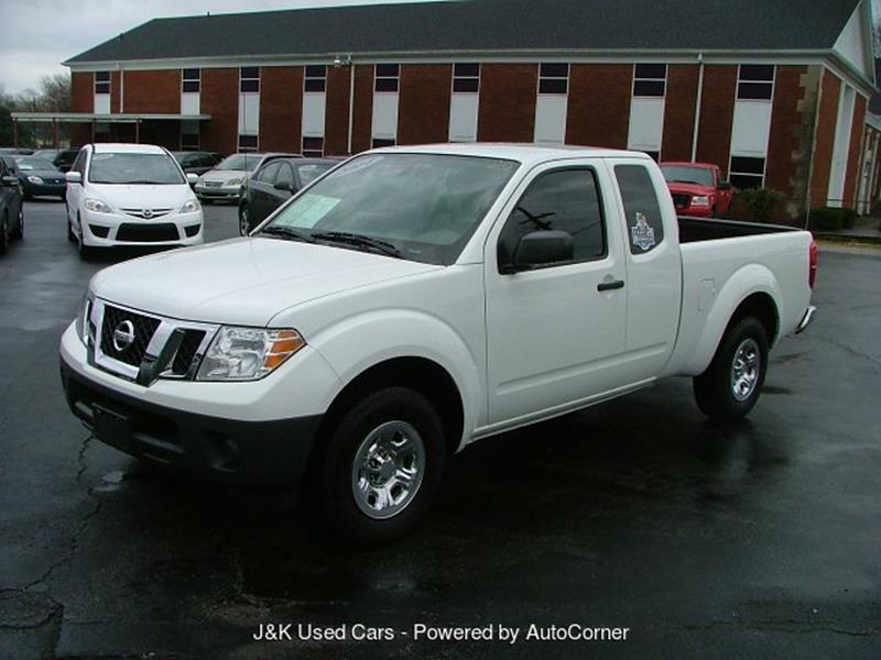 Nissan Used Cars Pickup Trucks For Sale Bowling Green J&K Used ...