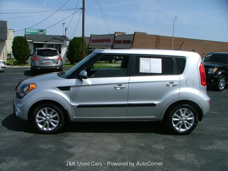 Beautiful 2012 Kia Soul 4 Speed Automatic   Bowling Green KY