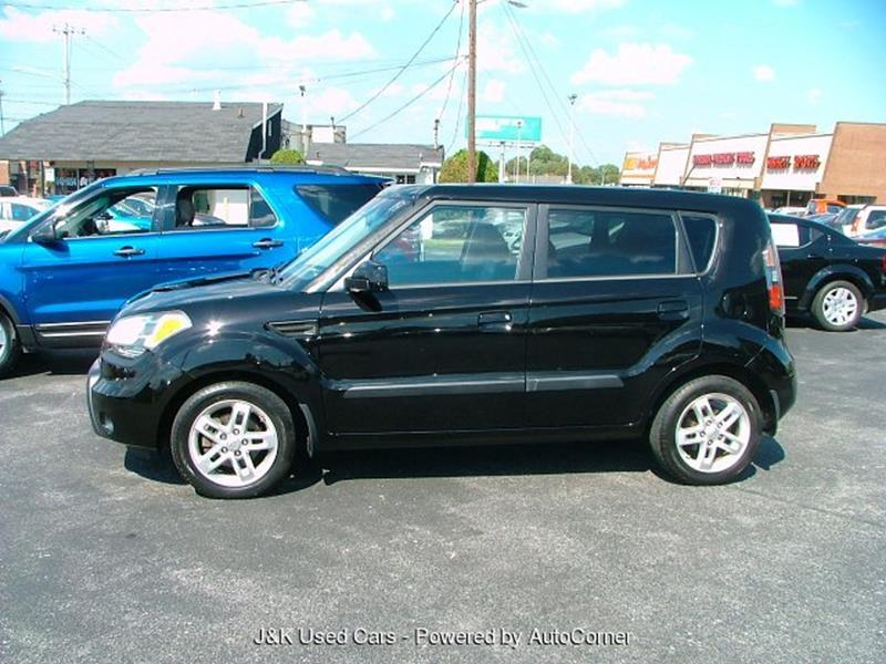 2010 Kia Soul 4 Speed Automatic   Bowling Green KY