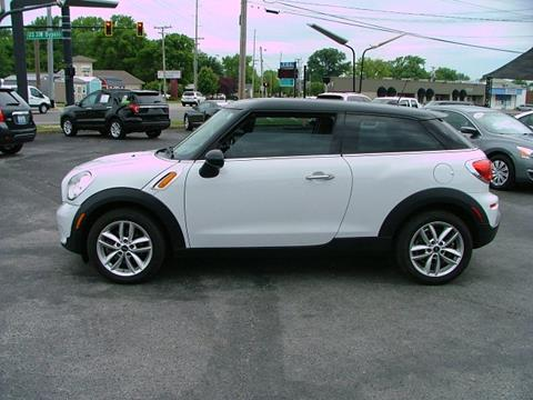 Used Cars Bowling Green Ky >> 2014 Mini Paceman For Sale In Bowling Green Ky