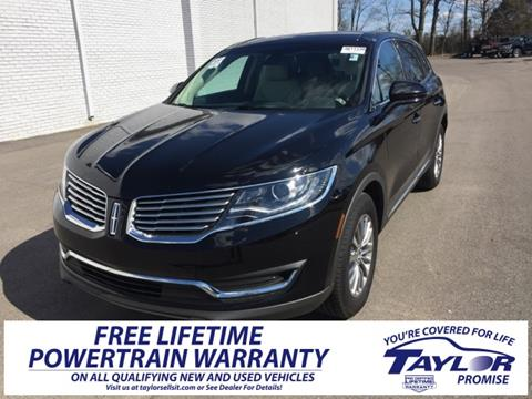 2018 Lincoln MKX for sale in Union City, TN