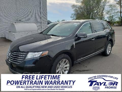 2017 Lincoln MKT Town Car for sale in Union City, TN