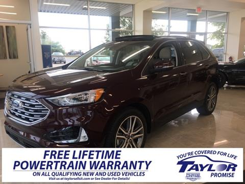 2019 Ford Edge for sale in Union City, TN