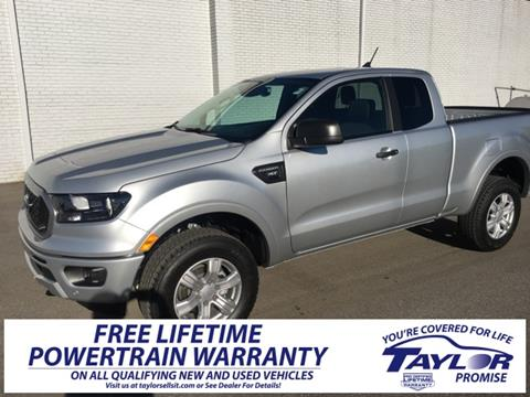 2019 Ford Ranger for sale in Union City, TN