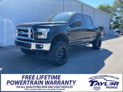 2015 Ford F-150 for sale at Taylor Ford-Lincoln in Union City TN
