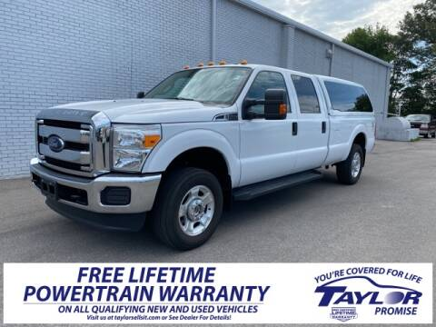 2015 Ford F-250 Super Duty for sale at Taylor Ford-Lincoln in Union City TN