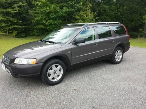 2005 Volvo XC70 for sale in Barre, VT
