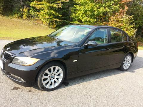 2007 BMW 3 Series for sale in Barre, VT
