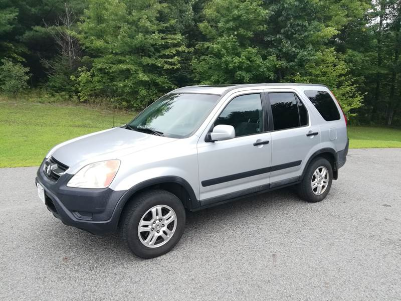2004 Honda CR V For Sale At Eastmanu0027s Auto In Barre VT