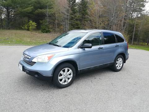 2008 Honda CR-V for sale in Barre, VT