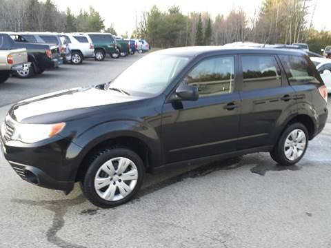 2009 Subaru Forester for sale in Barre, VT