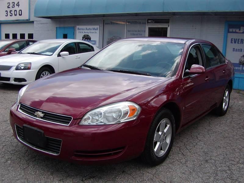 2006 Chevrolet Impala LT 4dr Sedan w/3.5L
