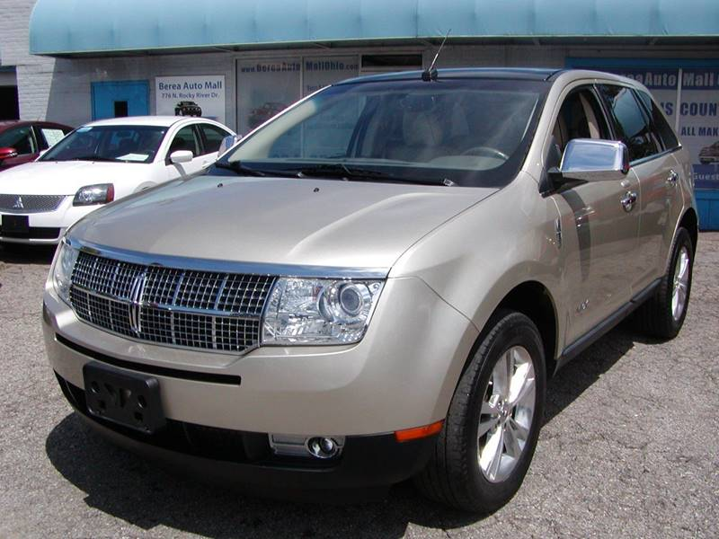 2010 Lincoln MKX Base AWD 4dr SUV