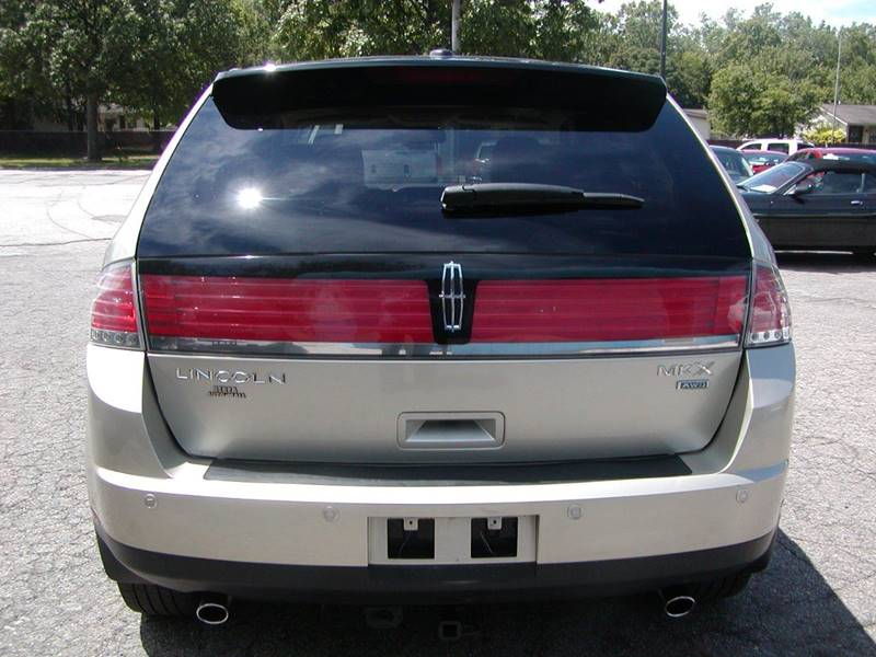 2010 Lincoln MKX Base AWD 4dr SUV for sale at Berea Auto Mall