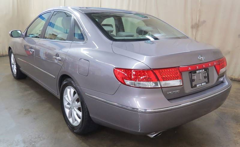 2007 Hyundai Azera Limited 4dr Sedan in Berea