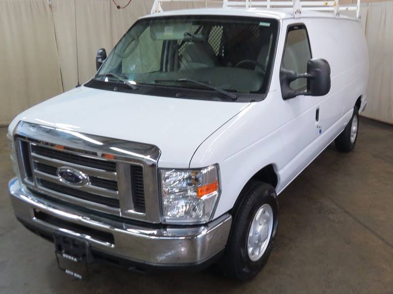 2008 Ford E-Series Cargo E 250 3dr Cargo Van for sale at